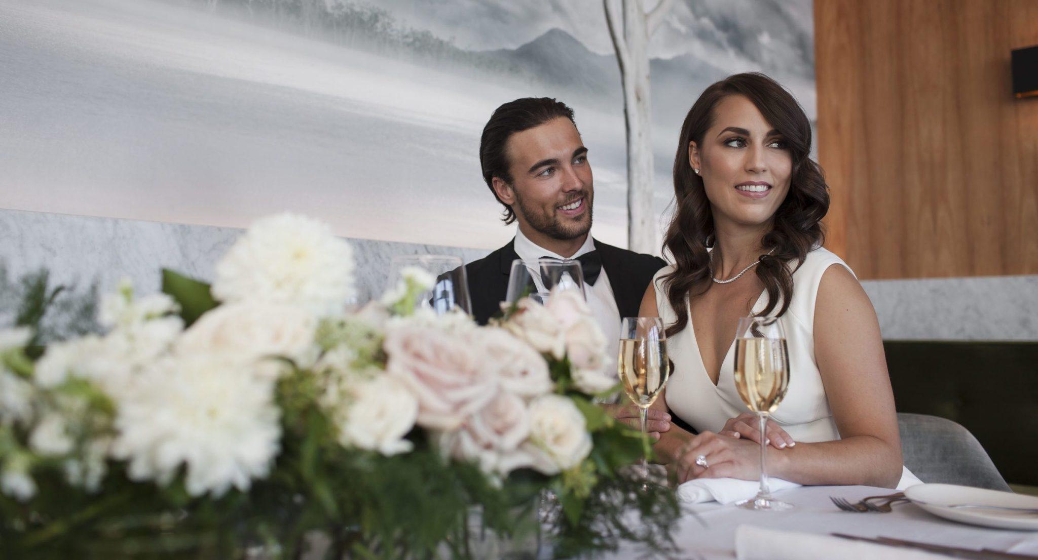 Wildflower Restaurant Weddings