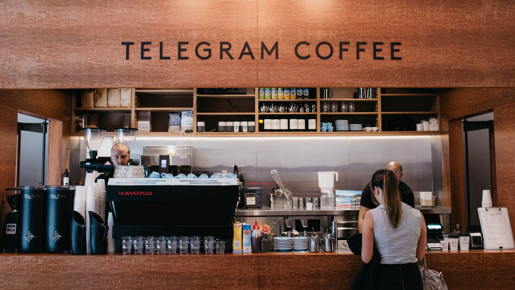 Telegram Coffee